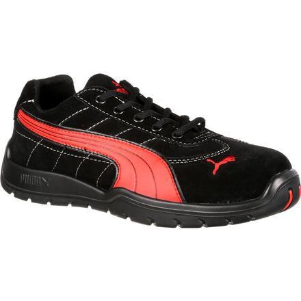Puma Motorsport Style Steel Toe SD LoCut Work Shoe, #P642635