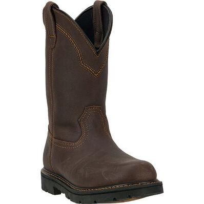 McRae Industrial Steel Toe Work Wellington, , large