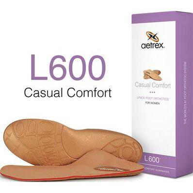 Aetrex Women's Casual Comfort Medium/High Arch Orthotic, , large
