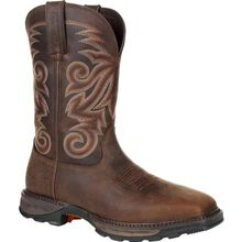 Durango® Maverick XP™ Steel Toe Waterproof Western Work Boot