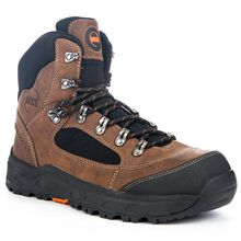 HOSS Blocker Men's 6 inch Aluminum Toe Electrical Hazard Waterproof Work Hiker