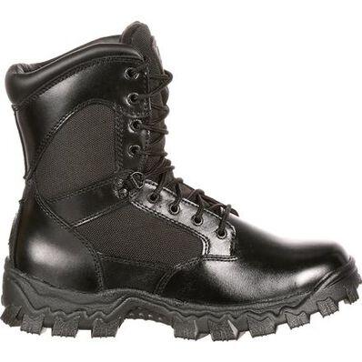 Rocky Alpha Force Women's Waterproof Public Service Boot, , large