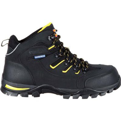 Dickies Sierra Steel Toe Waterproof Work Hiker, , large