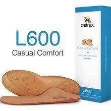 Aetrex Men's Casual Comfort Medium/High Arch Orthotic