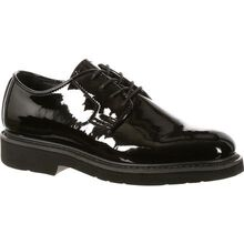 Rocky High-Gloss Dress Leather Oxford Shoe