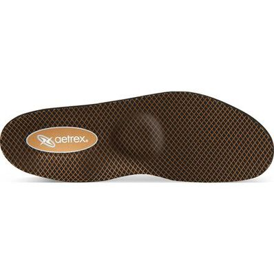 Aetrex Women's Compete Medium/High Arch Metatarsal Support Orthotic for Athletic Shoes, , large