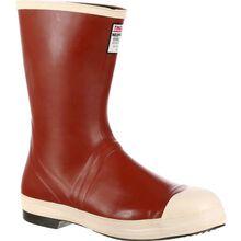 """Tingley Neoprene Rubber 12"""" Steel Toe Snugleg Work Boot"""