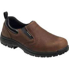 Avenger Men's Composite Toe Electrical Hazard Slip-On Work Shoe