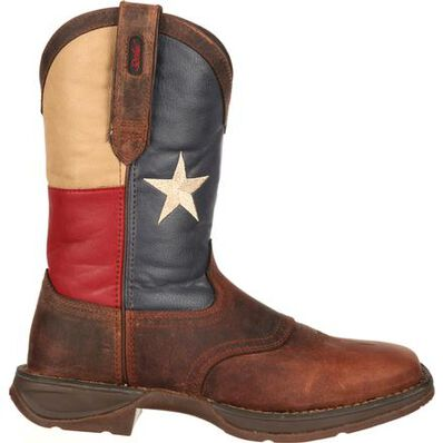 Rebel™ by Durango® Texas Flag Western Boot, , large