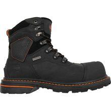 HOSS Range Men's Composite Toe Electrical Hazard Puncture-Resistant Waterproof Work Boot