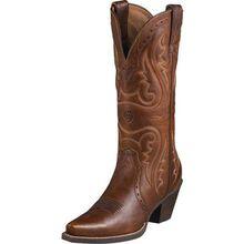 Ariat Women's Heritage X Toe Western Boot