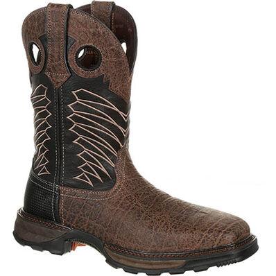 Durango Men's Maverick XP Steel Toe Waterproof Western Work Boot DDB0207