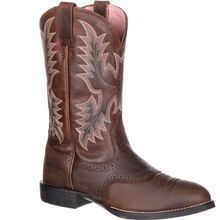 Ariat Heritage Stockman Women's Saddle Western Boot