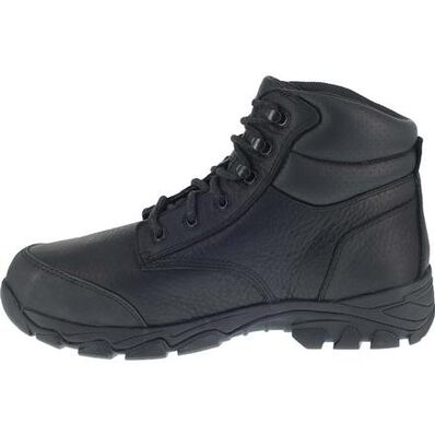 Iron Age Galvanizer Steel Toe Internal Met Guard Work Boot, , large
