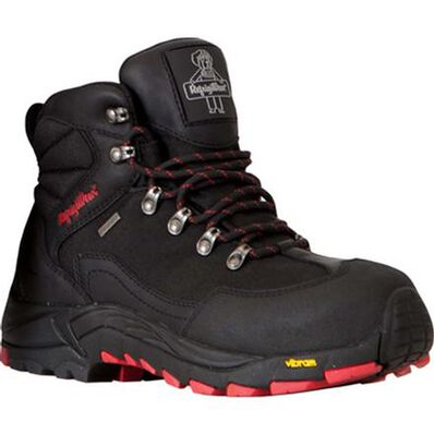 RefrigiWear Black Widow™ Women's Composite Toe Waterproof 200g Insulated Work Hiker, , large