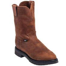 Justin Work Double Comfort Pull-On Work Boot