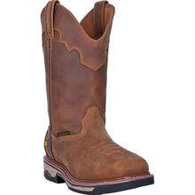 Dan Post Blayde Men's Steel Toe Electrical Hazard Waterproof Western Pull-on Work Boot
