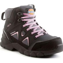 Dickies Avis Women's 6 inch Steel Toe Electrical Hazard Waterproof Work Hiker