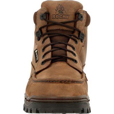 Rocky Outback GORE-TEX® Waterproof Steel Toe Work Boot, , large