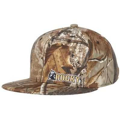 Rocky Flat Bill Hat, Rltre Xtra, large