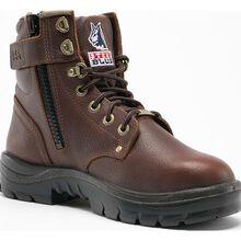 Steel Blue Argyle Zip Men's 6 inch Steel Toe Electrical Hazard Work Boot