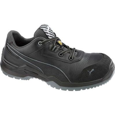 Puma Technics Low Fiberglass Toe Static-Dissipative Work Shoe, , large