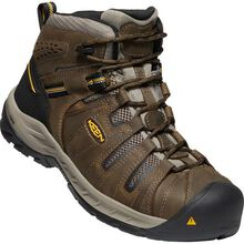 KEEN Utility® Flint II Mid Men's Steel Toe Electrical Hazard Work Hiker