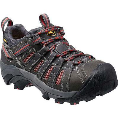 KEEN Utility® Flint Low Women's Steel Toe Work Shoe, , large