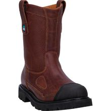 McRae Industrial Hot Surface Men's Leather Pull-on Work Boot