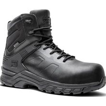 Timberland PRO Hypercharge Unisex CSA Composite Toe Waterproof Puncture-Resisting Side Zip Work Boot