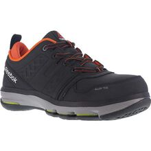 Reebok DMX Flex Work Alloy Toe Work Athletic Shoe