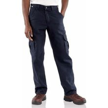 Carhartt Flame-Resistant Canvas Cargo Work Pant