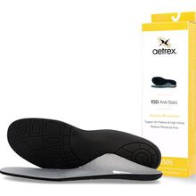 Aetrex ESD Unisex Static-Dissipative Medium/High Arch with Metatarsal Support Orthotic