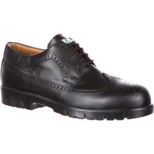 Mellow Walk David Steel Toe CSA-Approved Puncture-Resistant Work Wing-Tip Shoe