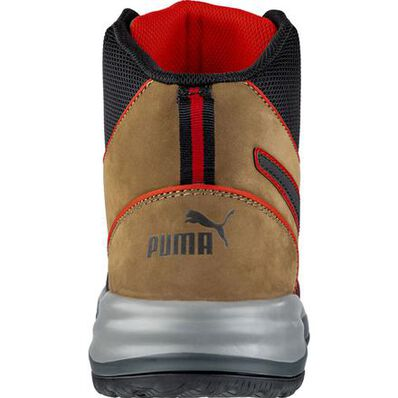 Puma Safety Motion Cloud Rapid Mid Men's Fiberglass Toe Electrical Hazard Athletic Work Boot, , large
