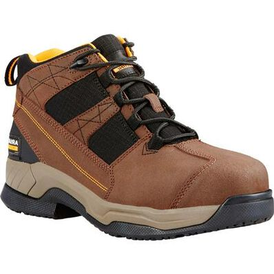 Ariat Contender Steel Toe Work Hiker, , large