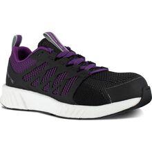 Reebok Fusion Flexweave Work Women's Composite Toe Electrical Hazard Athletic Work Shoe