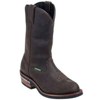Dan Post Albuquerque Steel Toe Electrical Hazard Waterproof Western Work Boot, , large