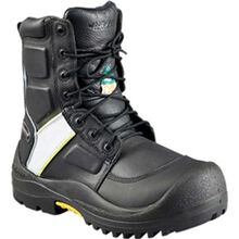 Baffin Prem. Worker Hi-Viz Composite Toe CSA-Approved Puncture-Resistant Waterproof Insulated Work Boot