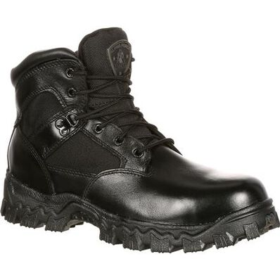 Rocky Alpha Force Women's Waterproof Public Service Boot, , large