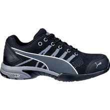 Puma Miss Safety Motion Celerity Knit Women's Steel Toe Static-Dissipative Athletic Work Shoe