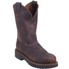 Justin Original Workboots J-Max Steel Toe Pull-On Work Boot