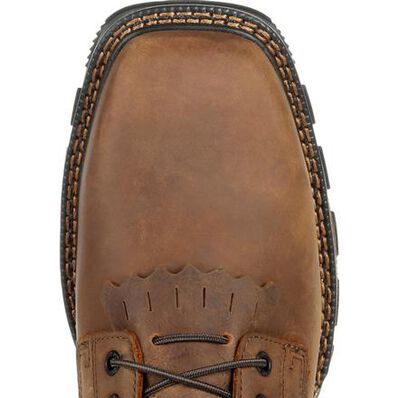 Durango® Maverick XP™ Steel Toe Waterproof Square Toe Lacer Work Boot, , large
