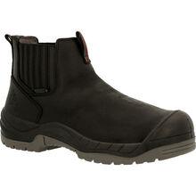 Rocky Worksmart MET Guard Puncture-Resistant Composite Toe Waterproof Work Chelsea Boot