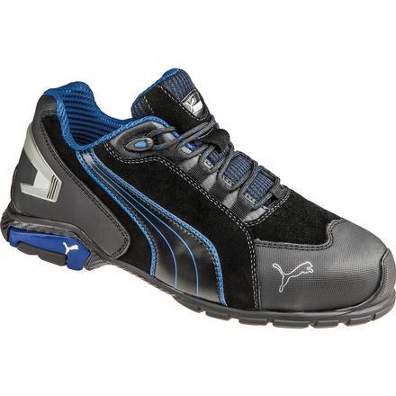 Aluminum Toe Static-Dissipative Work Sneakers, Puma Rio