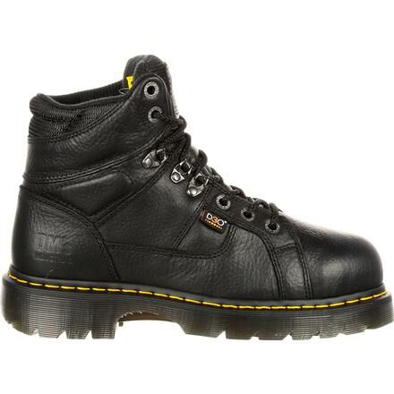 dr martens exposed steel toe