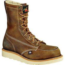 Thorogood American Heritage Steel Toe Moc Toe Wedge Work Boot