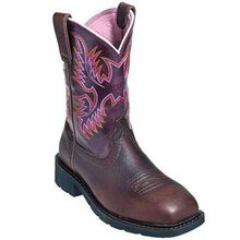 Ariat Women's Krista Pull-On Steel Toe Work Boot