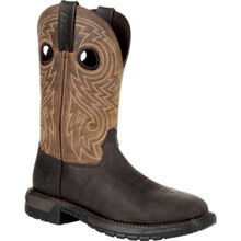 Rocky Original Ride FLX Steel Toe Western Boot