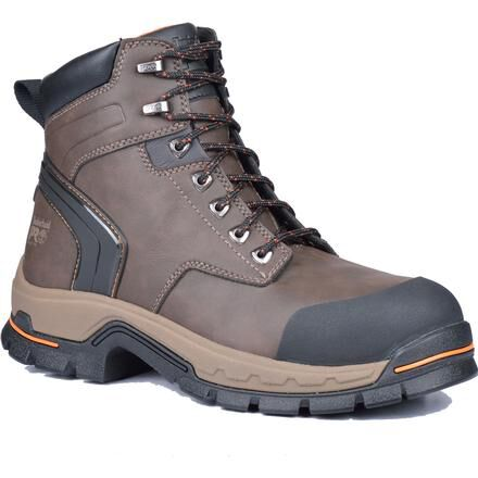 Safety Toe Work Boots: Timberland PRO